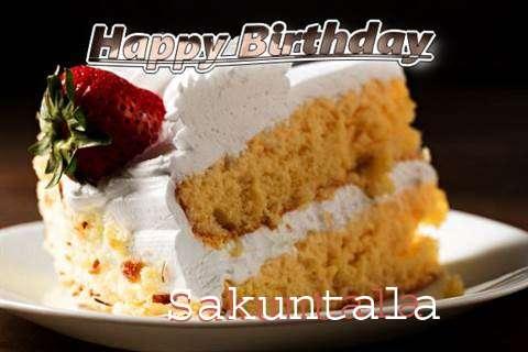 Happy Birthday Sakuntala