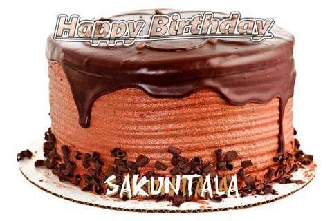 Happy Birthday Wishes for Sakuntala