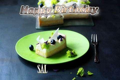 Sal Birthday Celebration