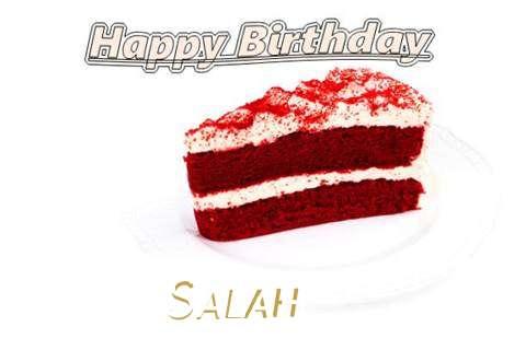 Birthday Images for Salah