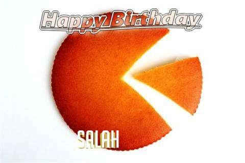 Salah Birthday Celebration