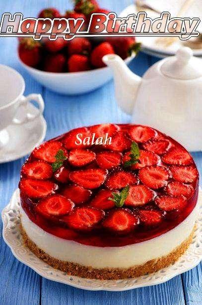 Wish Salah