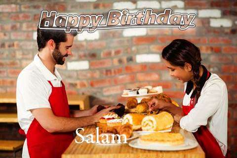 Birthday Images for Salam