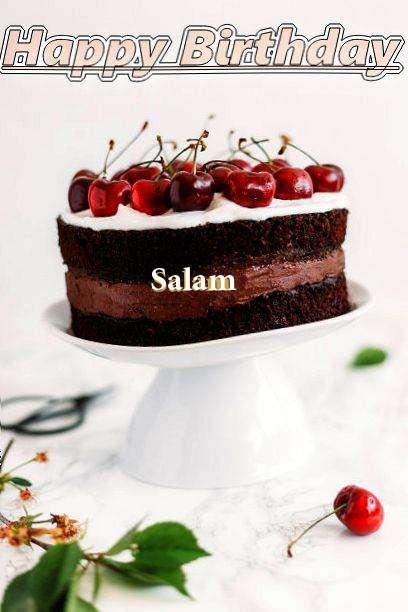 Wish Salam