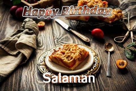 Salaman Cakes