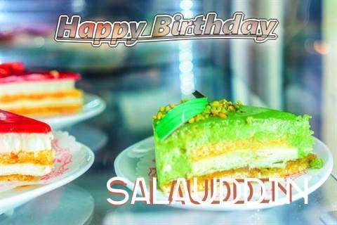 Salauddin Birthday Celebration