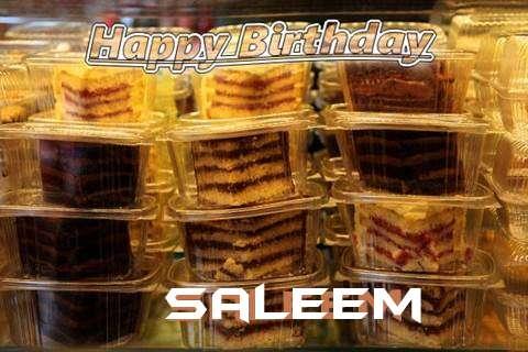 Happy Birthday to You Saleem