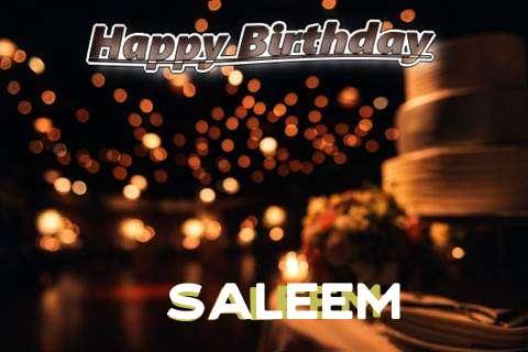 Saleem Cakes