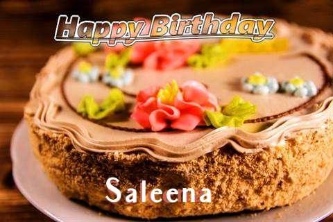 Happy Birthday Saleena
