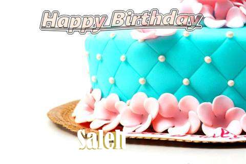 Birthday Images for Saleh