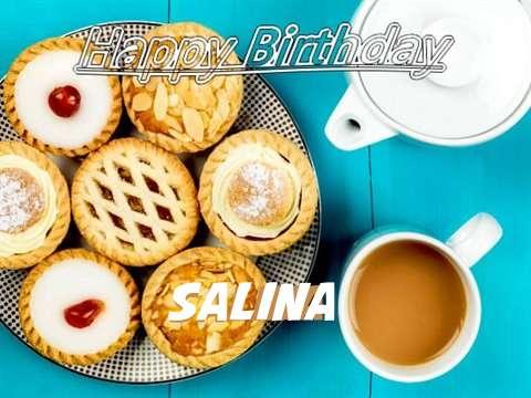 Happy Birthday Salina