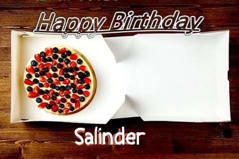 Happy Birthday Salinder
