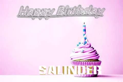 Happy Birthday to You Salinder