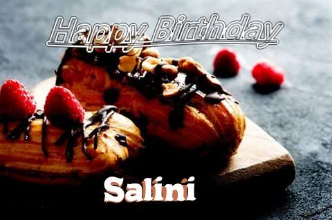 Happy Birthday Salini