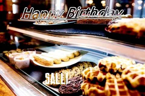 Birthday Images for Salli