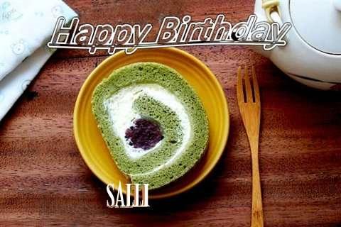 Salli Birthday Celebration