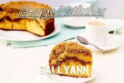 Wish Sallyann