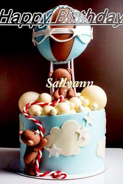 Sallyann Cakes