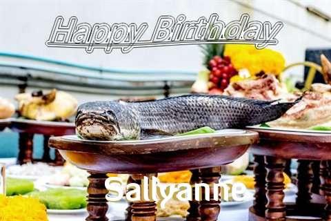 Sallyanne Birthday Celebration