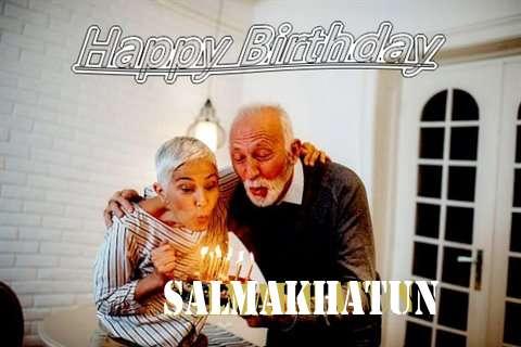 Wish Salmakhatun