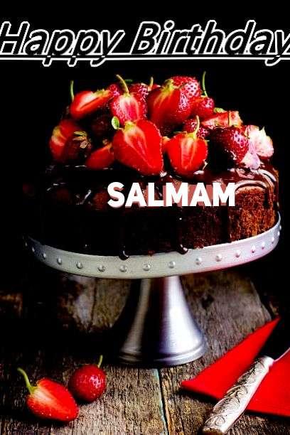 Happy Birthday to You Salmam