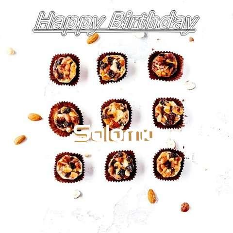 Saloma Cakes