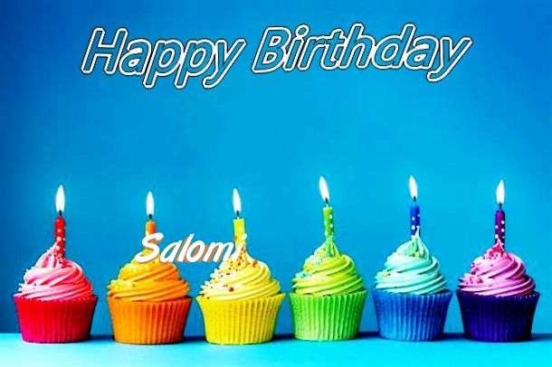 Wish Salomi