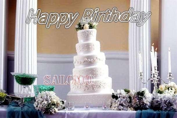 Birthday Images for Salomo