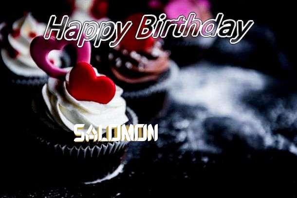 Birthday Images for Salomon