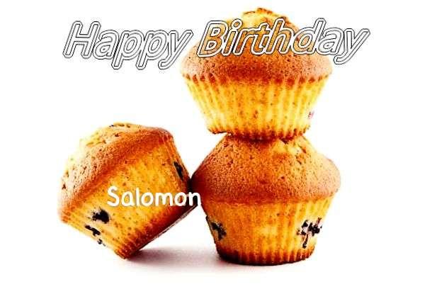Happy Birthday to You Salomon