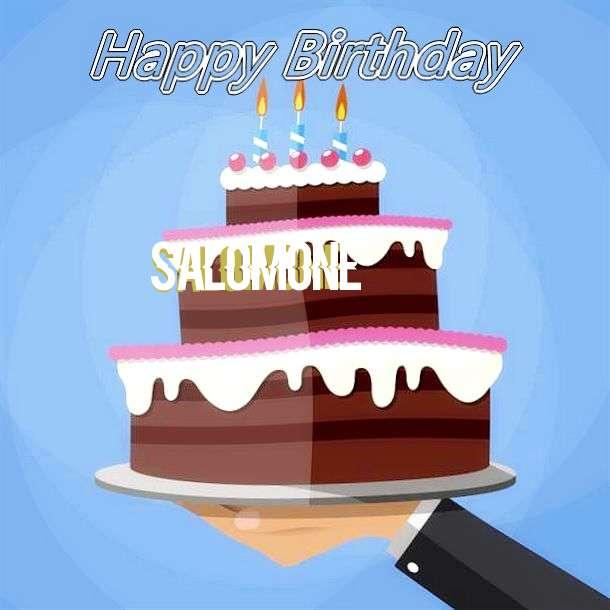 Birthday Images for Salomone