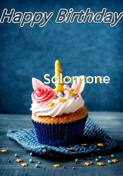 Happy Birthday to You Salomone