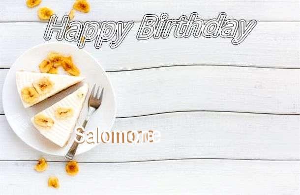 Salomone Cakes