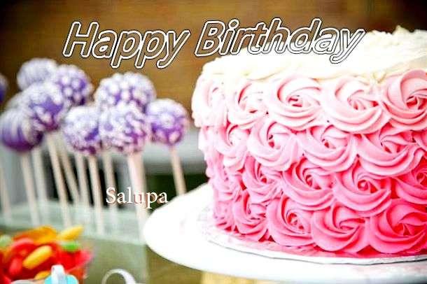 Happy Birthday Salupa