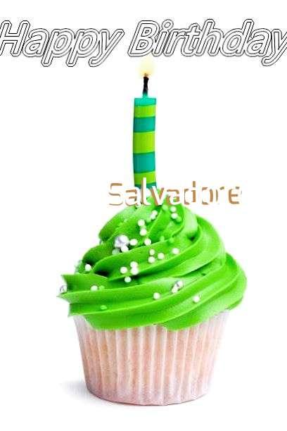 Salvadore Birthday Celebration