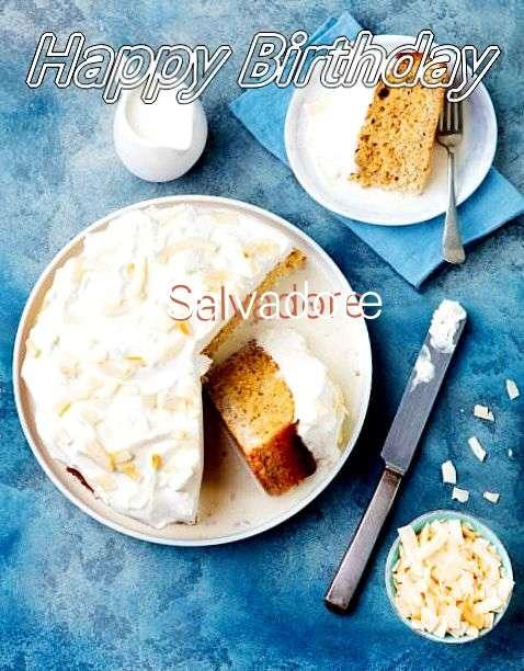 Happy Birthday to You Salvadore