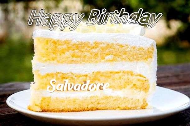 Wish Salvadore