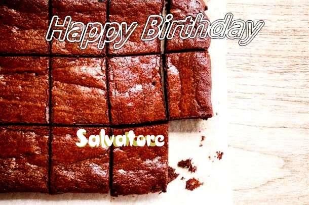 Happy Birthday Salvatore