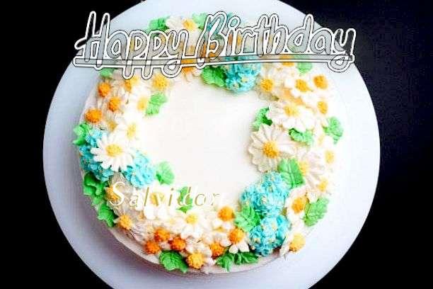 Salvidor Birthday Celebration