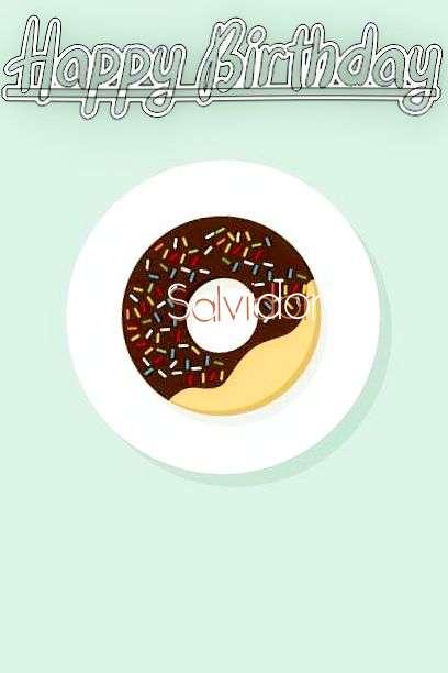 Salvidor Cakes