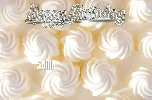 Happy Birthday to You Sama