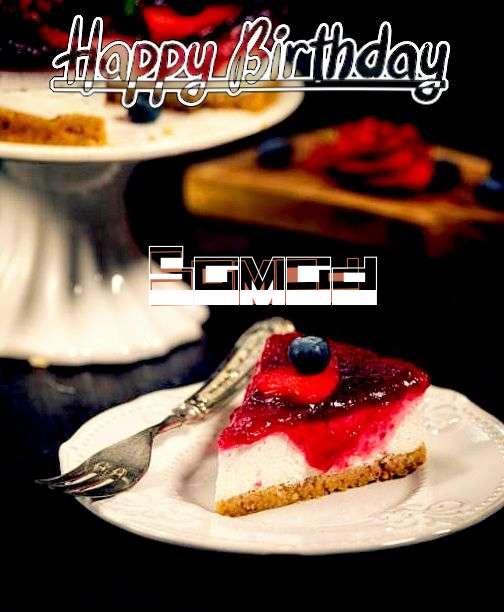 Happy Birthday Wishes for Samad