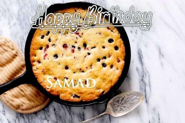 Happy Birthday to You Samad