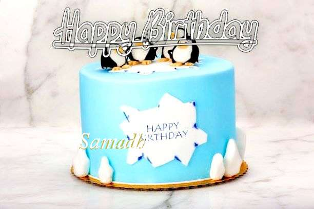 Happy Birthday Samadh