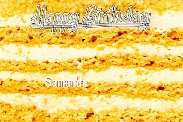 Wish Samanda