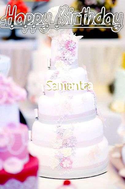 Birthday Images for Samanta