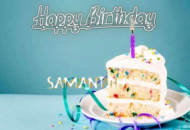 Birthday Images for Samantah