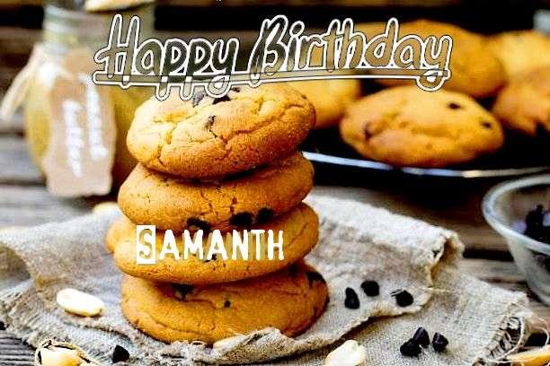 Wish Samanth