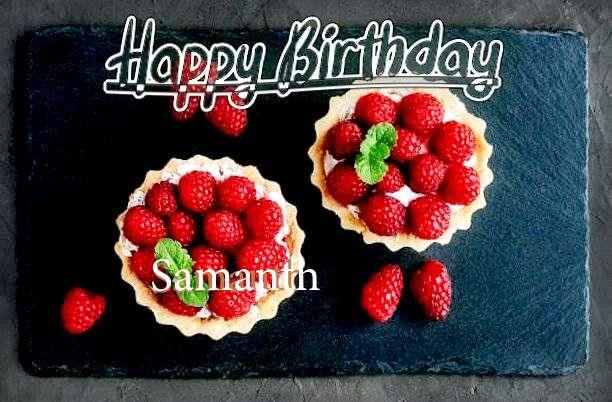 Samanth Cakes