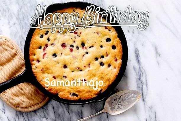 Happy Birthday to You Samanthajo